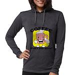 FIN-coffee-quota Womens Hooded Shirt