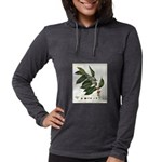FIN-coffee-arabica-botanical Womens Hooded Shi