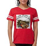 FIN-fair-trade-justice Womens Football Shirt