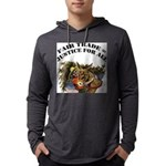 FIN-fair-trade-justice Mens Hooded Shirt