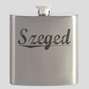 Szeged, Aged, Flask