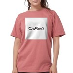 Coffee Beans Womens Comfort Colors Shirt