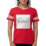 Coffee Beans Womens Football Shirt