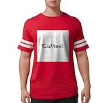 Coffee Beans Mens Football Shirt