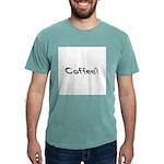 Coffee Beans Mens Comfort Colors Shirt