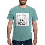 Slainte Irish Toast Mens Comfort Colors Shirt
