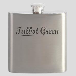 Talbot Green, Aged, Flask