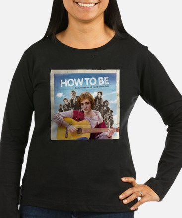 Official How To Be Long Sleeve T-Shirt