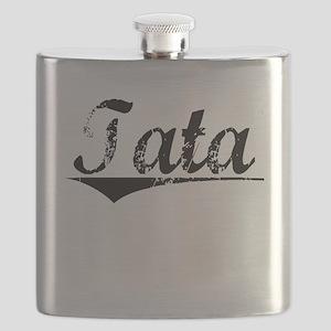 Tata, Aged, Flask