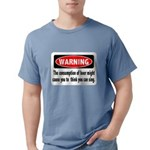 FIN-warning-beer-sing.png Mens Comfort Colors Shir