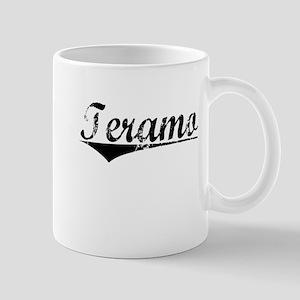 Teramo, Aged, Mug