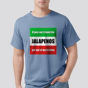jalapenos-mexico Mens Comfort Colors Shirt