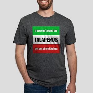 jalapenos-mexico Mens Tri-blend T-Shirt