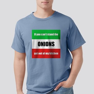 onions-italy Mens Comfort Colors Shirt