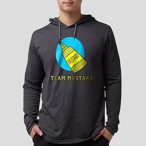 FIN-team-mustard Mens Hooded Shirt