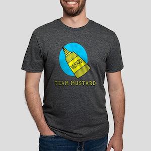 FIN-team-mustard Mens Tri-blend T-Shirt