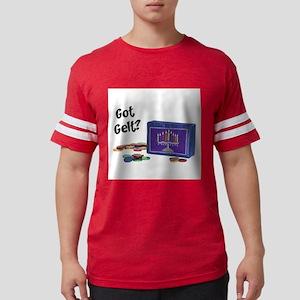 FIN-got-gelt Mens Football Shirt