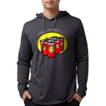 Father's Day Mens Hooded Shirt