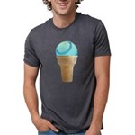 FIN-perfect-summer-... Mens Tri-blend T-Shirt