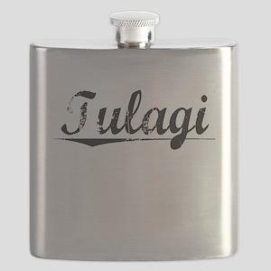 Tulagi, Aged, Flask