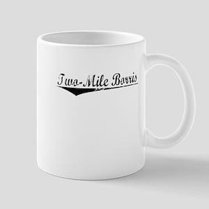 Two-Mile Borris, Aged, Mug