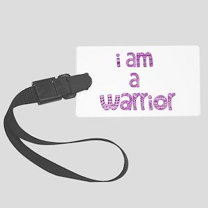 Deco Warrior Large Luggage Tag