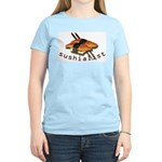 humorous sushi Women's Light T-Shirt