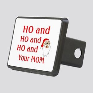 Ho And Your Mom Rectangular Hitch Cover