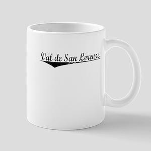 Val de San Lorenzo, Aged, Mug