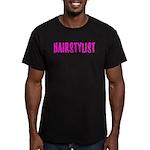 3-retrohairstylist2 Men's Fitted T-Shirt (dark