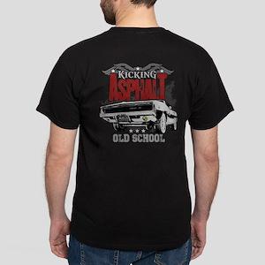 Kicking Asphalt - Charger Dark T-Shirt