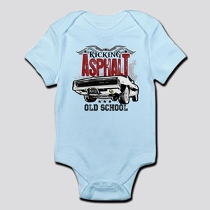 Kicking Asphalt - Charger Infant Bodysuit