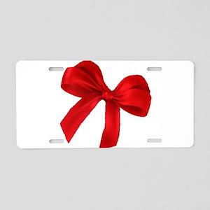 Im Your Present Aluminum License Plate