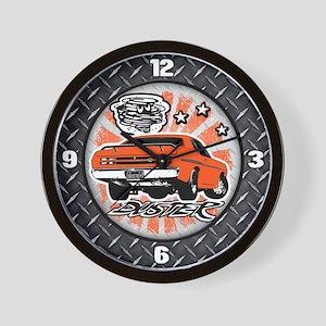 Duster Wall Clock