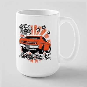 Duster Large Mug