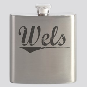 Wels, Aged, Flask