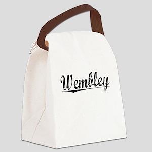 Wembley, Aged, Canvas Lunch Bag