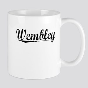 Wembley, Aged, Mug