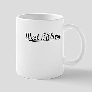 West Tilbury, Aged, Mug