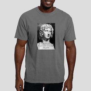 Be Warned - Virgil Mens Comfort Colors Shirt