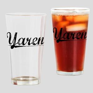 Yaren, Aged, Drinking Glass