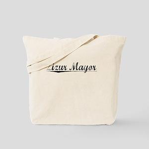 Zizur Mayor, Aged, Tote Bag