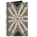 Fractured Ice Star Notebook