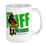 Jamaica Nuff Niceness Large Mug