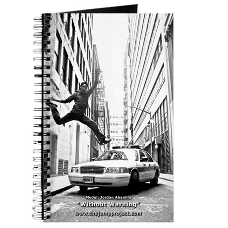 """""""Without Warning"""" Journal by TJP"""