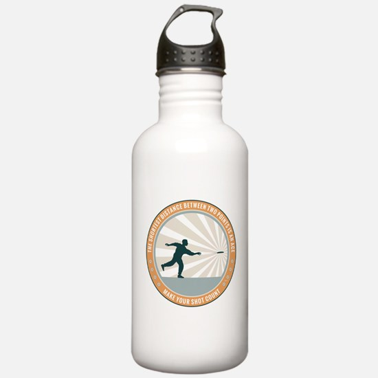 Make Your Shot Count Water Bottle