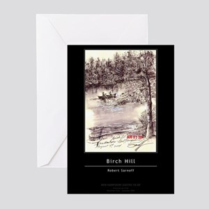 Sarnoff Greeting Cards (Pk of 10)