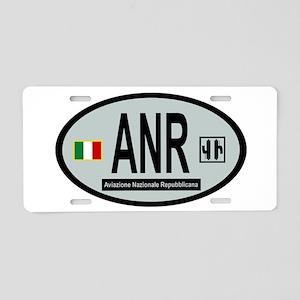 ANR Aluminum License Plate