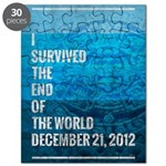 I Survived The End of The World Puzzle