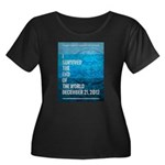 I Survived The End of The World Women's Plus Size
